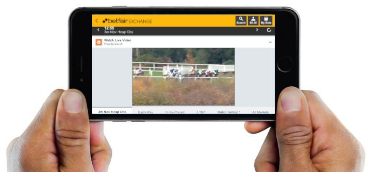 free horse racing stream