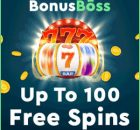 bonus boss 100 free spins
