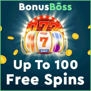 bonus boss 100 free spins