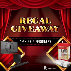 jump man regal giveaway